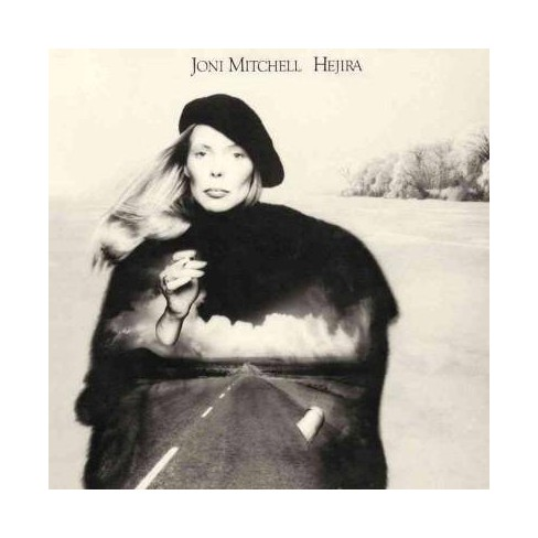 Joni Mitchell - Hejira (Vinyl) - image 1 of 2