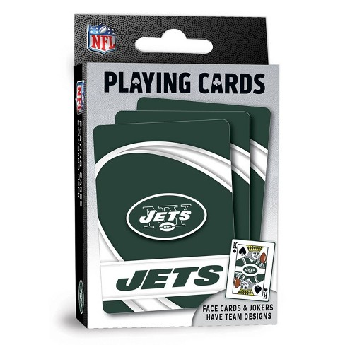 NFL New York Jets Playing Cards - image 1 of 4