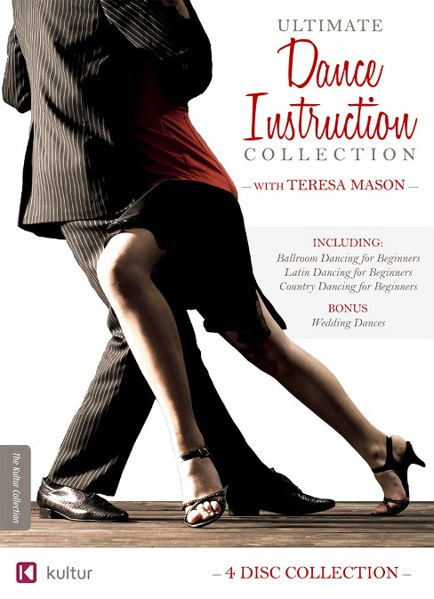 Ultimate dance instruction with teres (DVD) - image 1 of 1