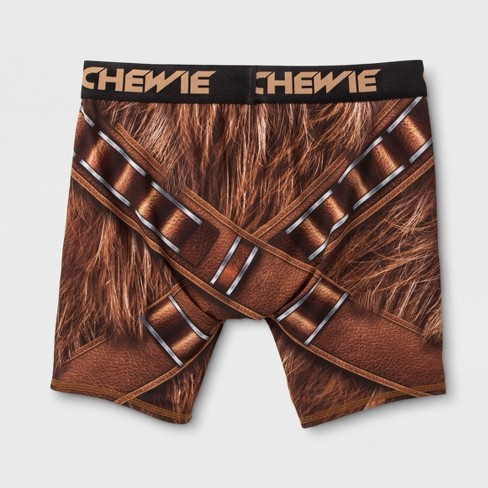 e5f562820451 Men's Star Wars Boxer Briefs - Brown : Target