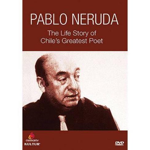 Pablo Neruda (DVD) - image 1 of 1