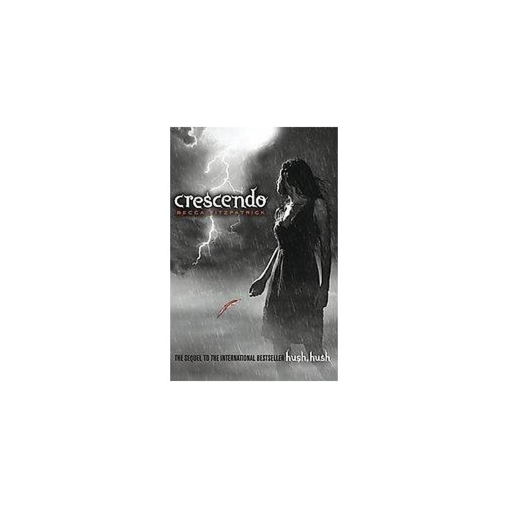 Crescendo (Paperback) by Becca Fitzpatrick