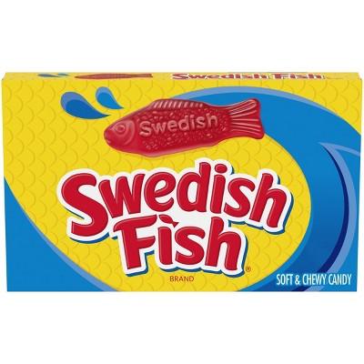 Swedish Fish Soft & Chewy Candy - 3.1oz