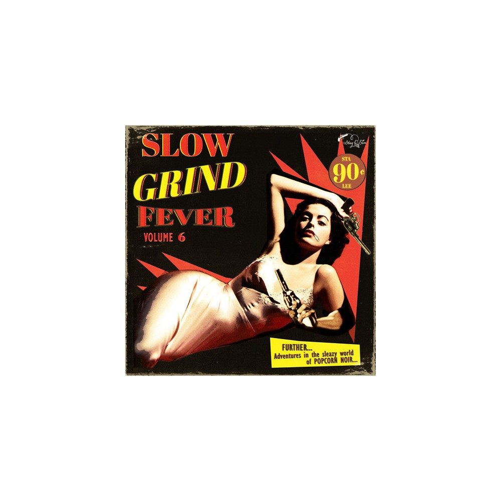 Various - Slow Grind Fever Vol 6 (Vinyl)