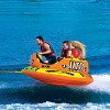 WOW Watersports 1-3 Rider UTO Excalibur Boating Lake Towable with Secure Cockpit Seating and Hover Bottom Design - image 2 of 4