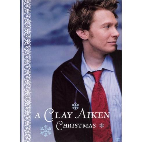 Clay Aiken: Christmas (DVD) - image 1 of 1