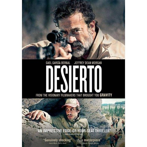 Desierto (DVD) - image 1 of 1