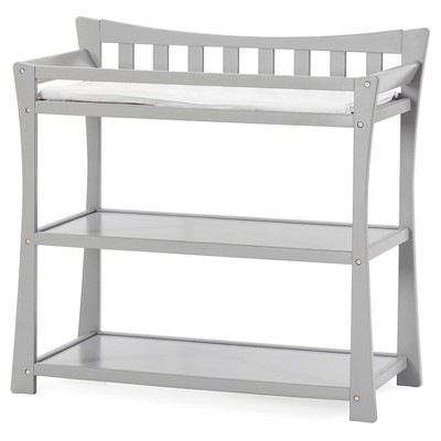 Child Craft Parisian Changing Table - Cool Gray