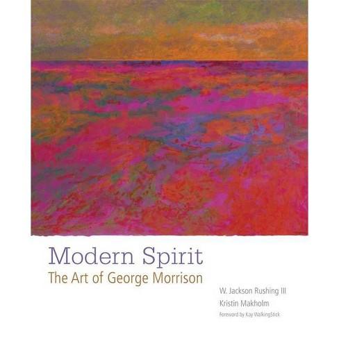 Modern Spirit - by  W Jackson Rushing & Kristin Makholm (Paperback) - image 1 of 1
