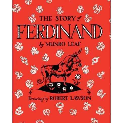 The Story of Ferdinand - (Picture Puffin Books) by  Munro Leaf (Hardcover) - image 1 of 1