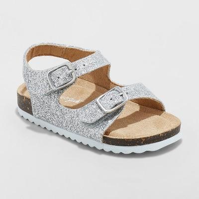 64c1b11c4117 Toddler Girls  Tisha Comfort Footbed Sandals - Cat ...