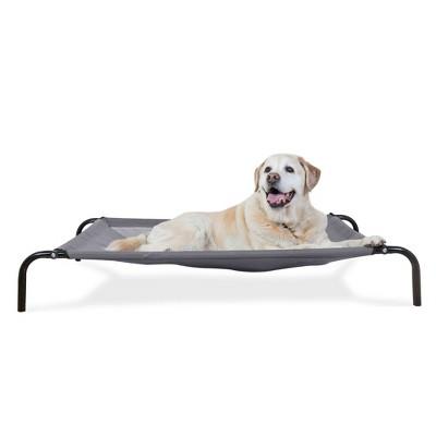 FurHaven Elevated Reinforced Pet Cot Dog Bed
