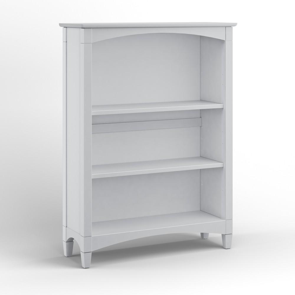 48 Essex Bookcase Dove Gray - Bolton Furniture