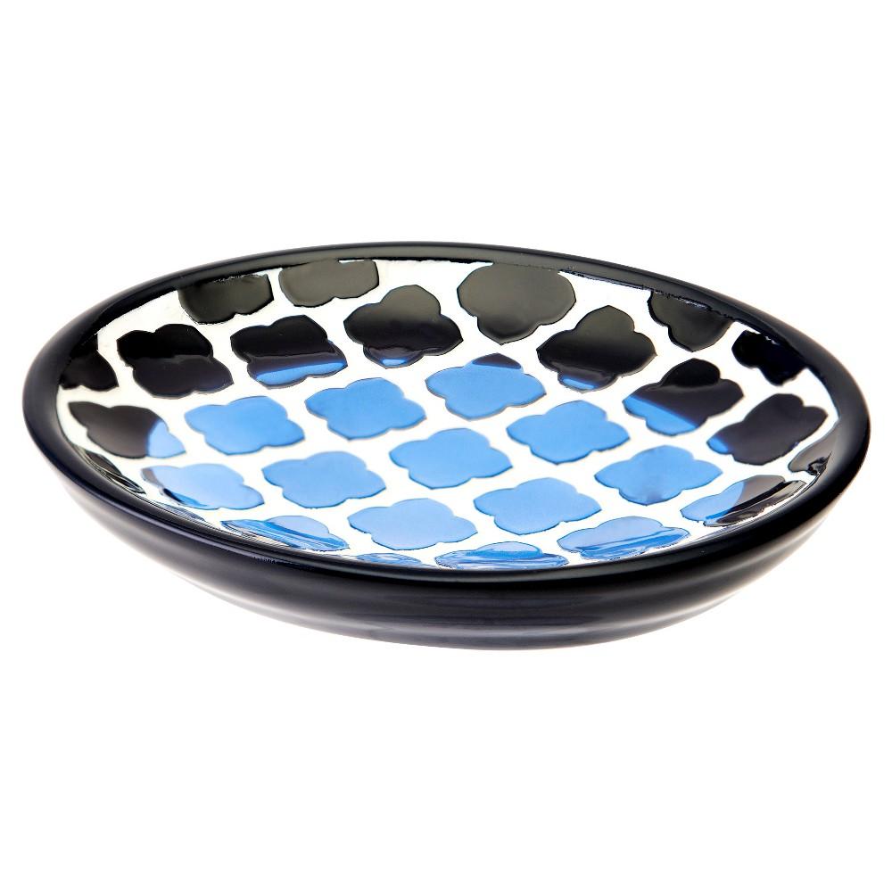 Marrakesh Soap Dish Navy - Allure