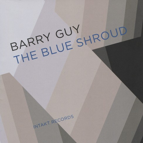 Barry guy - Blue shroud (CD) - image 1 of 1