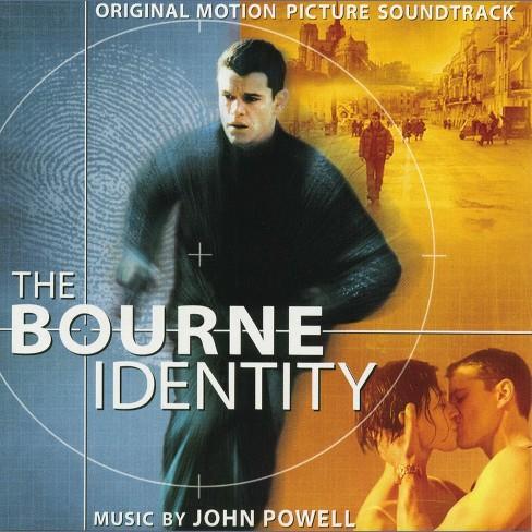 Powell, John (Film Composer) - Bourne Identity (Original Motion Picture Soundtrack) (CD) - image 1 of 1