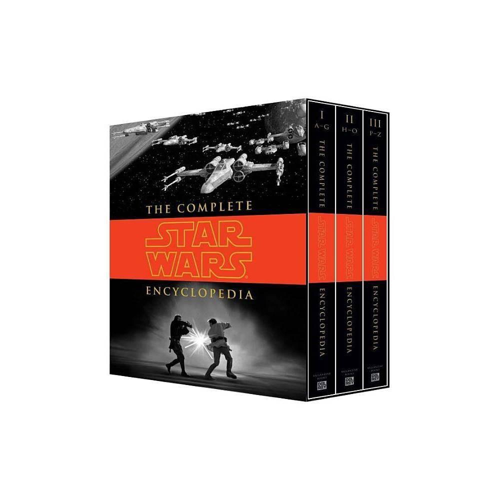 The Complete Star Wars R Encyclopedia Star Wars Legends By Stephen J Sansweet Pablo Hidalgo Bob Vitas Daniel Wallace