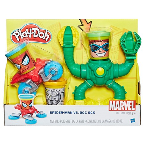 Play-Doh Marvel Spider-Man vs. Doc Ock - image 1 of 3