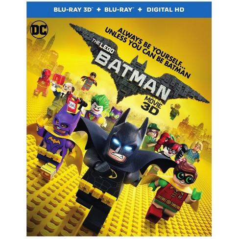 The LEGO Batman Movie (3D + Blu-ray + Digital) - image 1 of 1
