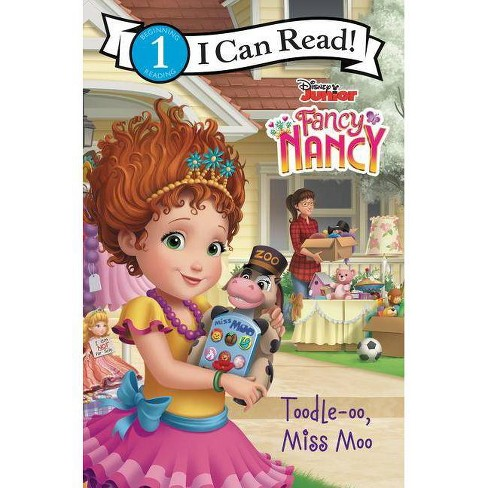 Toodle-oo, Miss Moo -  (Fancy Nancy I Can Read) by Victoria Saxon (Paperback) - image 1 of 1