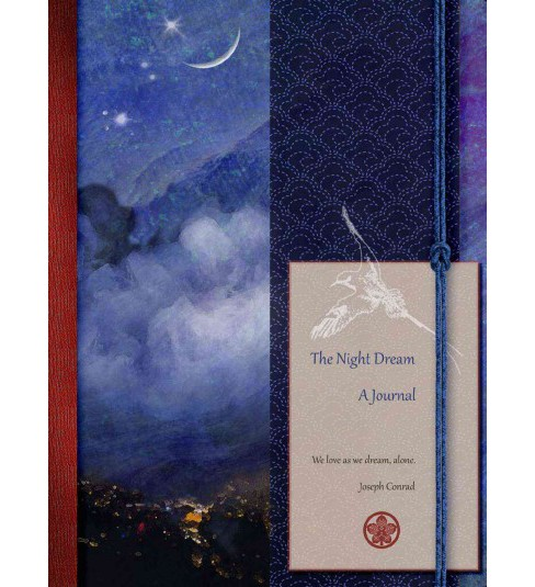 Night Dream a Journal (Paperback) - image 1 of 1