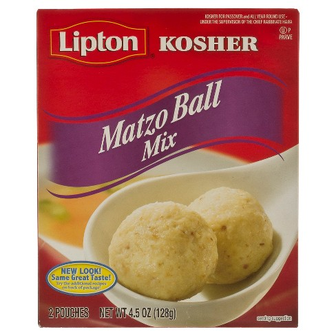 Lipton® Kosher Matzo Ball Mix - 4.5oz - image 1 of 1
