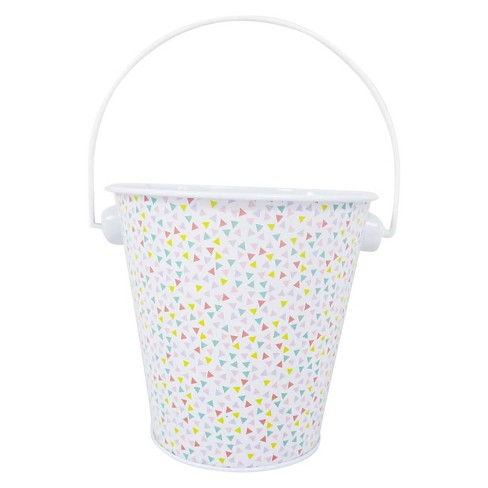 White Bucket 4 ct - Spritz™ - image 1 of 1