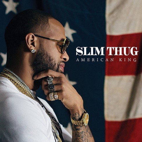 Slim thug - American king (CD) - image 1 of 1