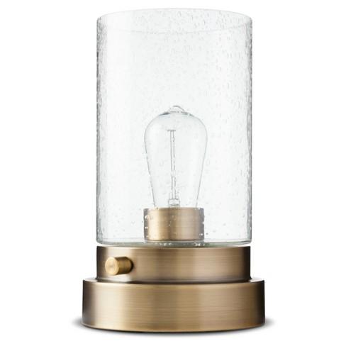 Hudson Industrial Uplight Lamp - Threshold™ : Target