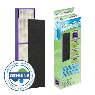 GermGuardian FLT4850PT True HEPA with Pet Pure Treatment GENUINE Replacement Air Control Filter B for AC4300/AC4800/4900 Series Air Purifiers