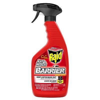 Raid Ant & Roach Barrier - 22 fl oz