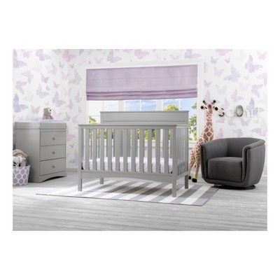 Delta Children Skylar 4 In 1 Convertible Crib Target