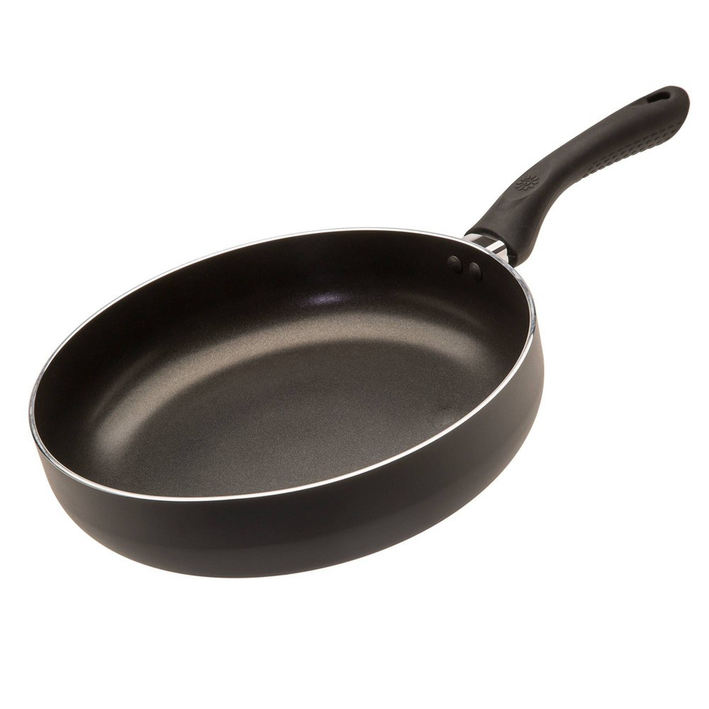 "Image of ""Ecolution 11"""" Evolve Chef Pan, Black"""