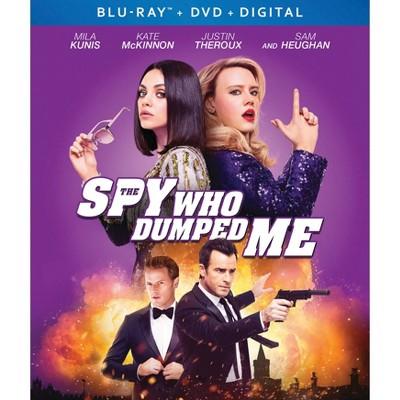 The Spy Who Dumped Me (Blu-Ray + DVD + Digital)