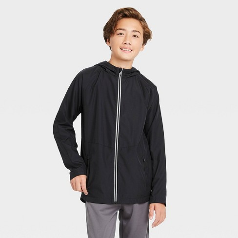Boys' Rain Jacket - All in Motion™ - image 1 of 4