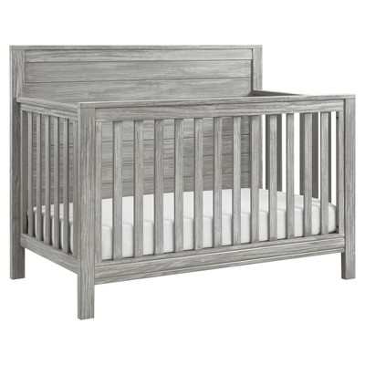 DaVinci Fairway 4-in-1 Convertible Crib - Rustic Gray