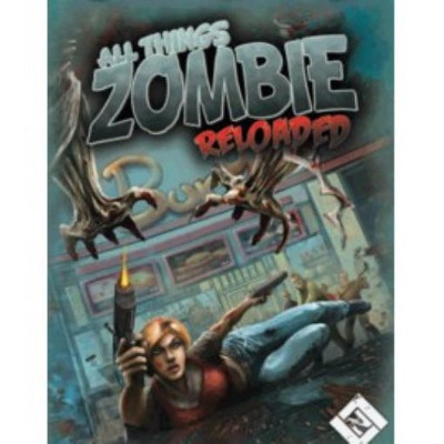 All Things Zombie Reloaded Board Game