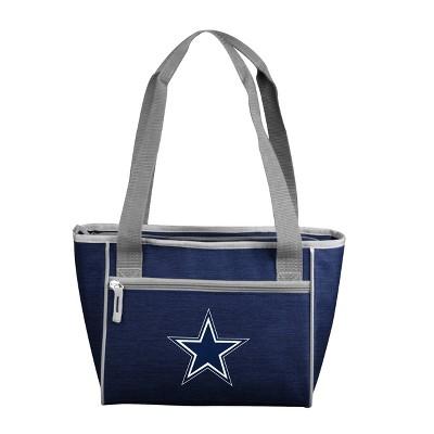 NFL Dallas Cowboys Logo Brands 16 Can Cooler Tote - 21.3qt