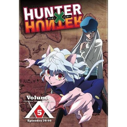 Hunter X Hunter Collection 5 Dvd 2019 Target