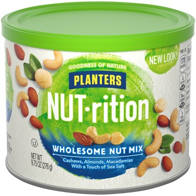 Planters Nutrition Wholesome Nut Mix - 9.75oz
