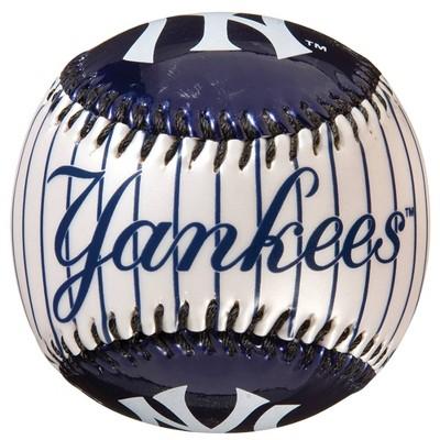 MLB New York Yankees Soft Strike Baseball