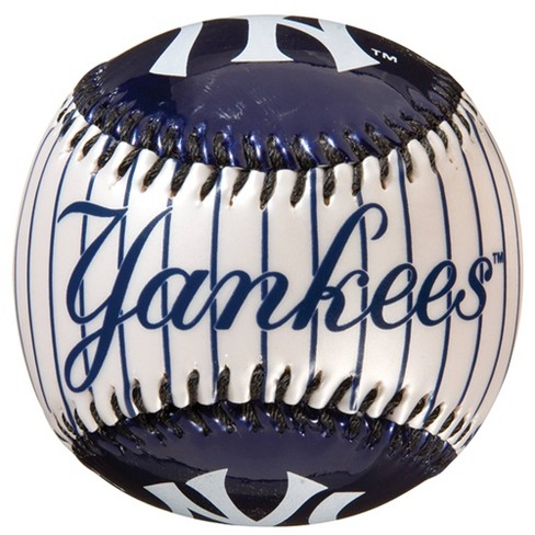 MLB New York Yankees Soft Strike Baseball - image 1 of 3