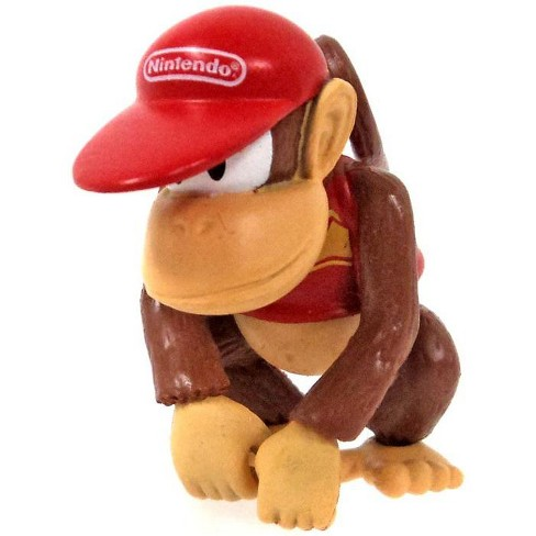 Super Mario Diddy Kong 2-Inch Mini Figure [Loose] - image 1 of 1