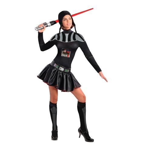 Women's Star Wars Darth Vader Halloween Costume - image 1 of 1