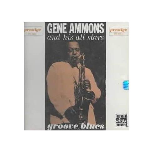 Gene Ammons - Groove Blues (CD) - image 1 of 1