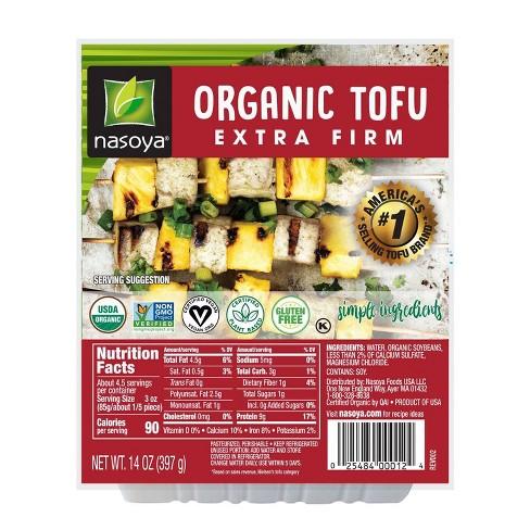 Nasoya Organic Extra Firm Tofu - 14oz - image 1 of 1