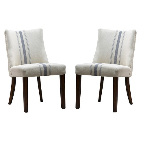 Christopher Knight Home Harman Dining Chair White Set