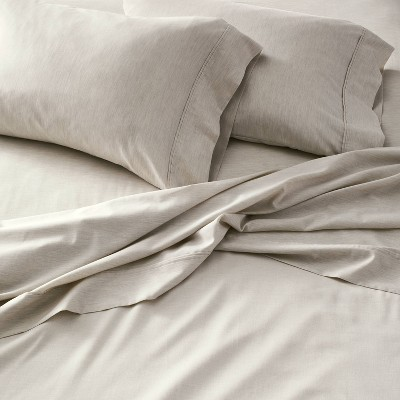 Mélange Dyed Sheet Set - Hearth & Hand™ with Magnolia