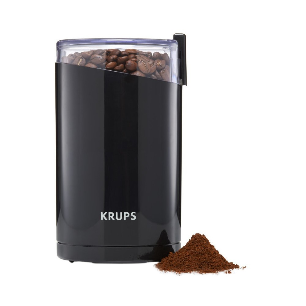 Krups Electric Spice and Coffee Grinder, Black 52731838