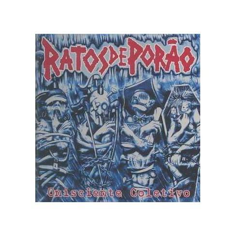 Ratos de Porão - Onisciente coletivo (CD) - image 1 of 1